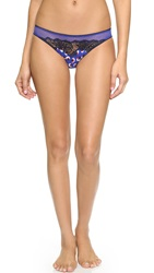 Stella Mccartney Ellie Leaping Bikini Cotton Flower Print