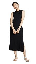 Ayr The Long Weekend Dress Black
