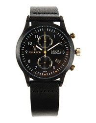 Triwa Timepieces Wrist Watches Men Black