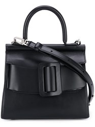 Boyy Buckle Belt Tote Black