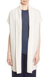 Brochu Walker 'Cloud' Cashmere Wrap Butter Cream