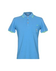 Altea Dal 1973 Polo Shirts Azure