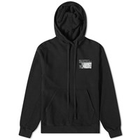 Unravel Project Concrete Hoody Black