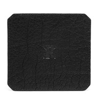 Parabellum Black Leather Cardholder