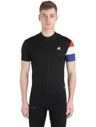 Le Coq Sportif Cycling Pro Jersey Full Zip Track Top
