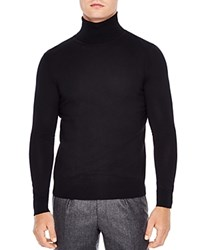 Sandro Turtleneck Sweater Black