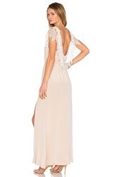 Stone_Cold_Fox Penelope Gown Beige