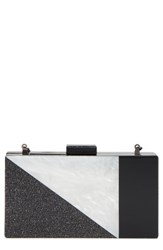 Sondra Roberts Resin Box Clutch