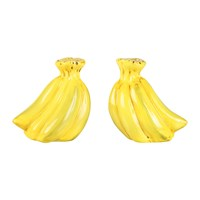 Klevering Andbanana Salt And Pepper Shakers