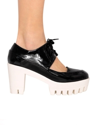 Pixie Market Paramour Platform Shoes