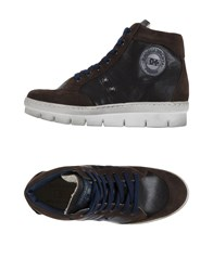 D'acquasparta Sneakers Dark Brown