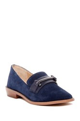 Joe's Jeans Halee Loafer Blue