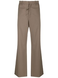 Martine Rose Double Flare Tailored Trousers 60