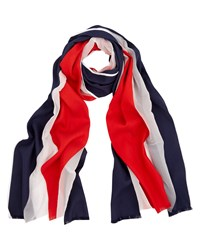 Aquascutum London College Stripe Scarf