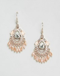Oasis Festival Drop Earrings Gold