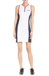 Fila Women's Crystal Quarter Zip Dress