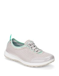 Rockport Mesh Lace Up Sneakers Grey