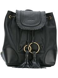 See By Chloe Polly Backpack Black