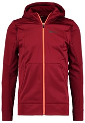 Nike Performance Tracksuit Top Team Red