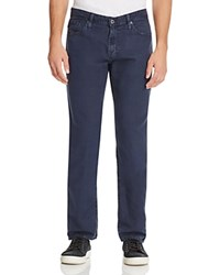 Ag Jeans Graduate New Tapered Fit In Sulfur Sweater Blue Sul Stb