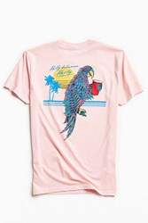 Riot Society Party Tee Pink