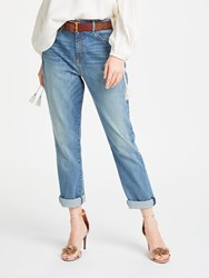 And Or Pasadena Parallel High Rise Jeans Loved Up
