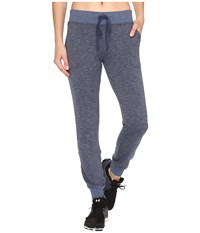Hard Tail Jogger Pants Twilight Women's Casual Pants Blue