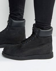 Timberland Newmarket Wedge Boots Black