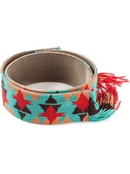 Etro Beaded Fringe Belt