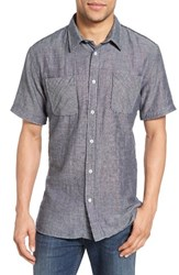 Billy Reid Men's Clarence Chambray Sport Shirt