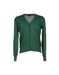 Tonello Knitwear Cardigans Men Green