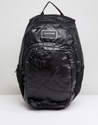 Dakine Point Wet Dry Backpack With Skateboard Straps 29L Black