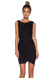 Autograph Addison Waverly Dress Black