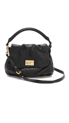 Marc By Marc Jacobs Classic Q Lil Ukita Satchel Black