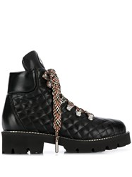 Baldinini Quilted Ankle Boots 60