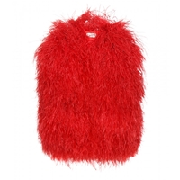 Saint Laurent Feather Gilet
