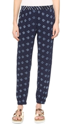 Velvet India Challis Pants Multi