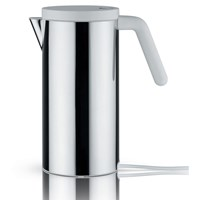 Alessi Tall Hot It Kettle White