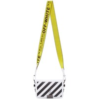 Off White Mini Diag Flap Bag