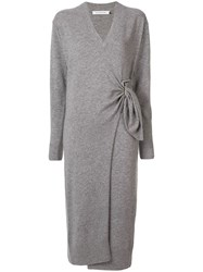 Christopher Esber Wrap Midi Jumper Dress 60