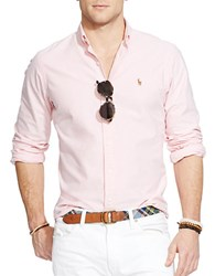Polo Ralph Lauren Oxford Shirt Pink