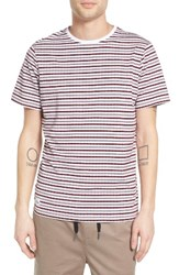 Native Youth Men's Seagrove Stripe T Shirt