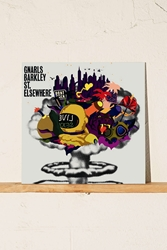 Urban Outfitters Gnarls Barkley St. Elsewhere Lp Black