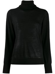 Michael Kors Collection Turtleneck Knitted Jumper 60