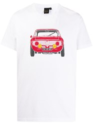 Deus Ex Machina Car Print T Shirt 60