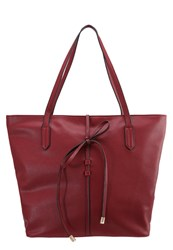Anna Field Tote Bag Red