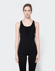 Which We Want Cutout Tank Top Black