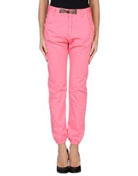 Please Casual Pants Pink