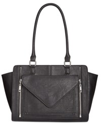 Inc International Concepts Debie Bag In Bag Tote Only At Macy's Black