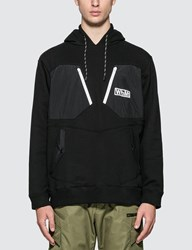 White Mountaineering Hooded Parka Black